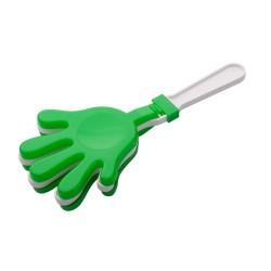 Maracaná kereplő, zöld
