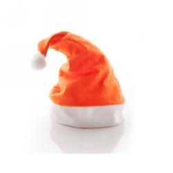 Papa Noel Mikulás sapka, narancssárga