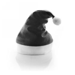 Papa Noel Mikulás sapka, fekete