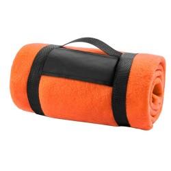 Mountain polár takaró, narancssárga