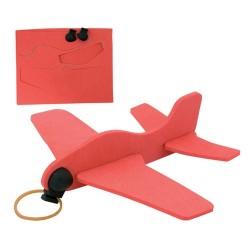 Baron repülő, piros