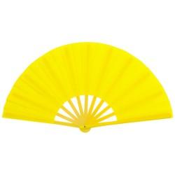 Tetex legyező, sárga