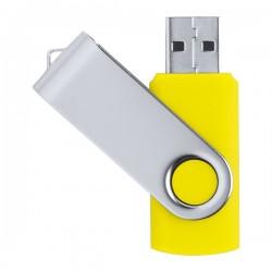 Rebik 16Gb USB memória , sárga-16GB