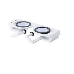 Morgan virtuális szemüveg, fehér