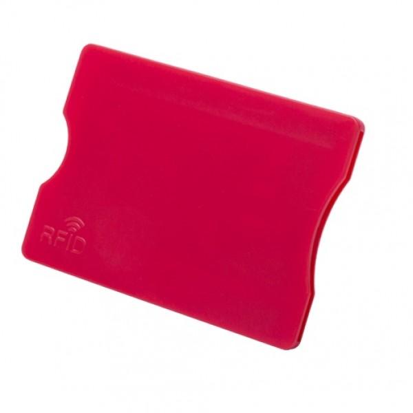 Randy kártya védő, piros