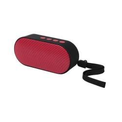 Helber bluetooth hangszóró, piros