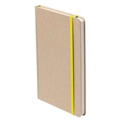 Raimok jegyzetfüzet, sárga