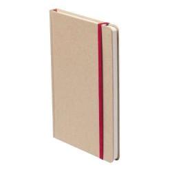 Raimok jegyzetfüzet, piros