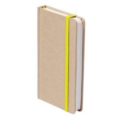 Bosco jegyzetfüzet, sárga