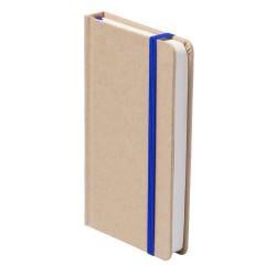 Bosco jegyzetfüzet, kék