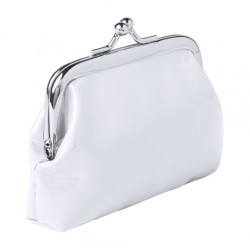 Zirplan pénztárca, fehér
