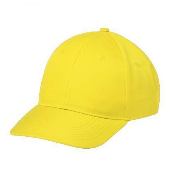 Blazok baseball sapka, sárga