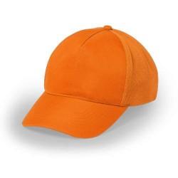 Karif baseball sapka, narancssárga