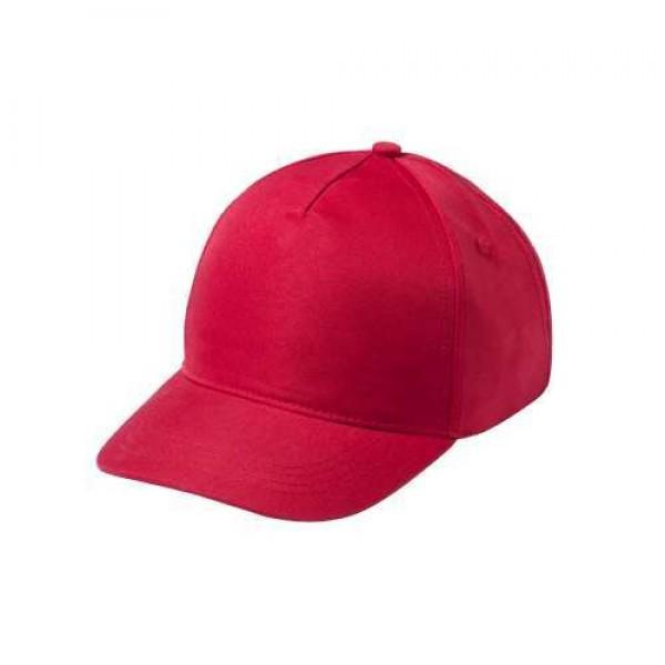 Modiak gyerek baseball sapka, piros