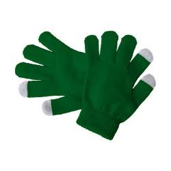 Pigun érintőképernyős kesztyű gyerekeknek, zöld