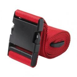 Ripley bőrönd heveder, piros