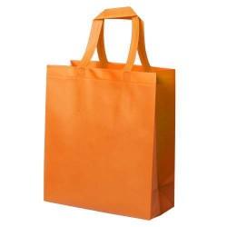 Kustal bevásárlótáska, narancssárga