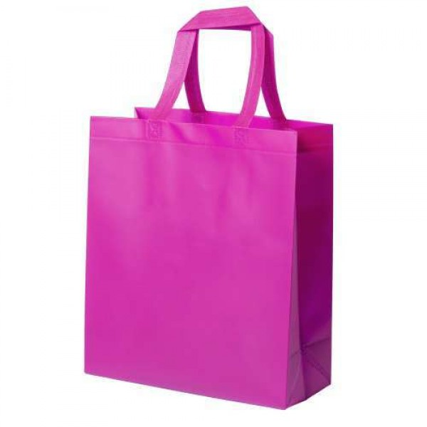 Kustal bevásárlótáska, pink
