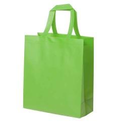 Fimel bevásárlótáska, zöld