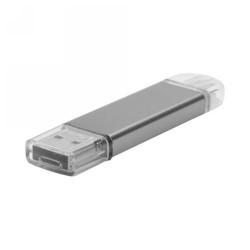 Rulny 8Gb USB memória, szürke