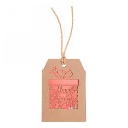 Goslak karácsonyi ajándékkártya , A