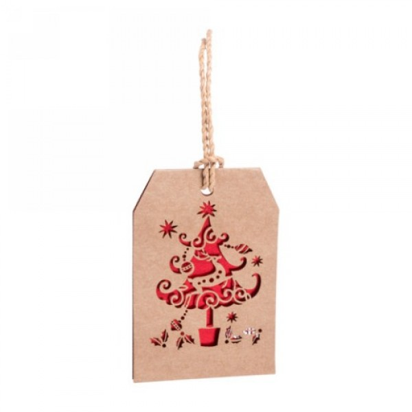Goslak karácsonyi ajándékkártya , B