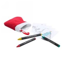 Princox karácsonyi színező szett