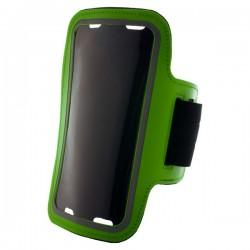 Kelan karpántos mobiltartó , zöld