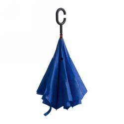 Hamfrek visszafordítható esernyő, kék