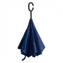 Hamfrek visszafordítható esernyő , kék