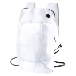 Signal összehajtható hátizsák , fehér