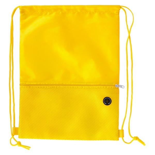 Bicalz hátizsák , sárga