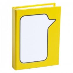 Dosan öntapadós jegyzettömb , sárga