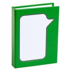 Dosan öntapadós jegyzettömb , zöld
