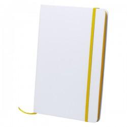 Kaffol jegyzetfüzet , sárga