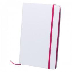 Kaffol jegyzetfüzet , pink