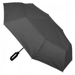 Brosmon esernyő , fekete