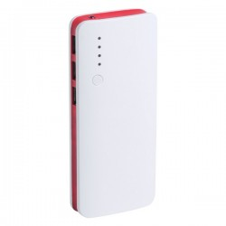 Kaprin power bank , piros