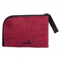 Vatien pénztárca , piros