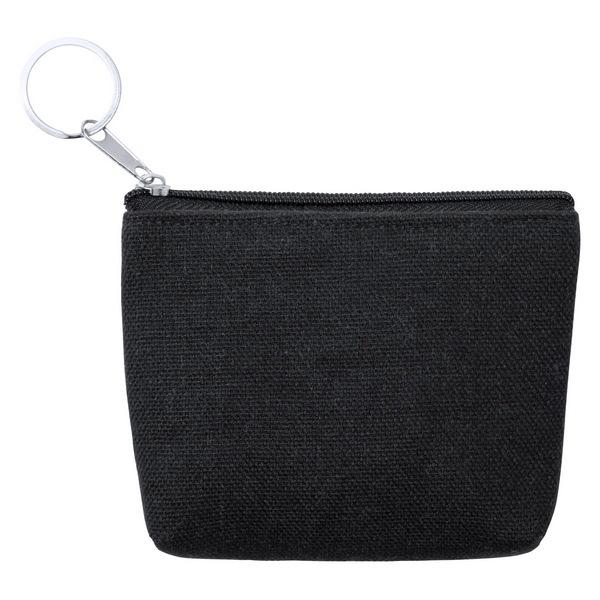 Kaner pénztárca , fekete