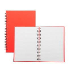 Gulliver jegyzetfüzet, piros