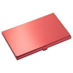 Bonus névjegykártya tartó, piros