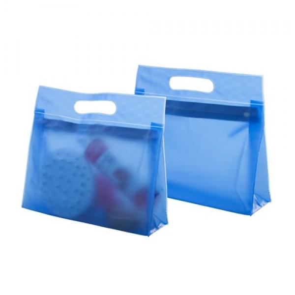 Fergi kozmetikai táska, kék
