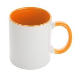 Harnet szublimációs bögre, narancssárga