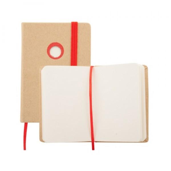 Surma jegyzetfüzet, piros