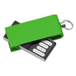 Intrex 4Gb USB memória, zöld