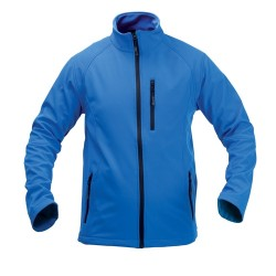 Molter soft shell kabát, kék
