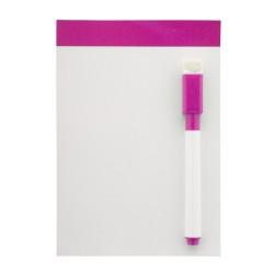 Yupit mágneses üzenőtábla, pink