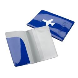 Klimba útlevél tartó, kék