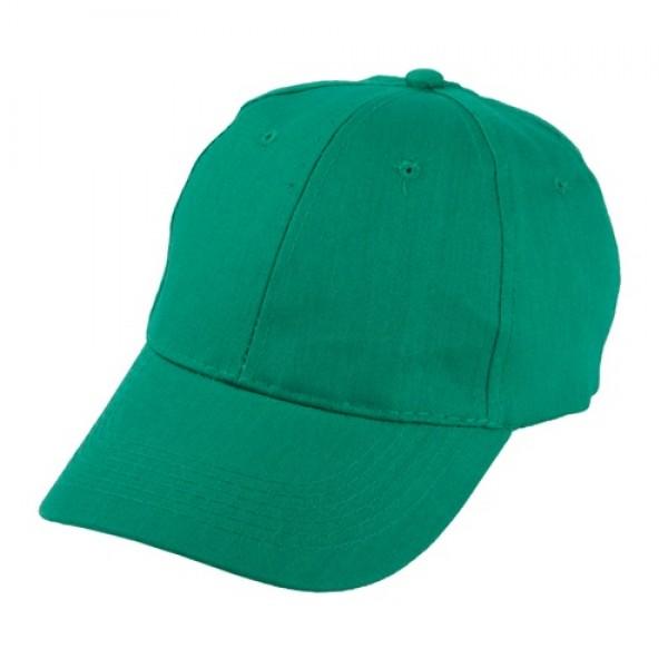 Konlun baseball sapka, zöld